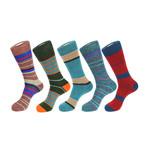 Tian Boot Socks // Pack of 5