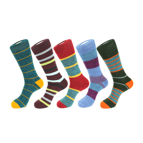 Alps Boot Socks // Pack of 5