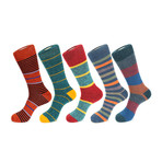 Dolomites Boot Socks // Pack of 5