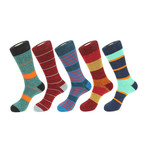 Andes Boot Socks // Pack of 5