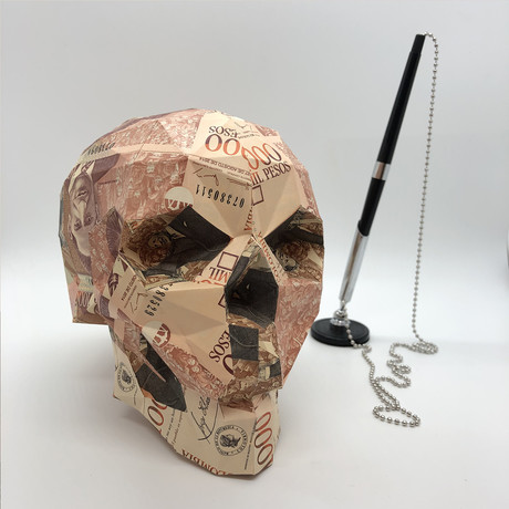 Money Skull // Colombia