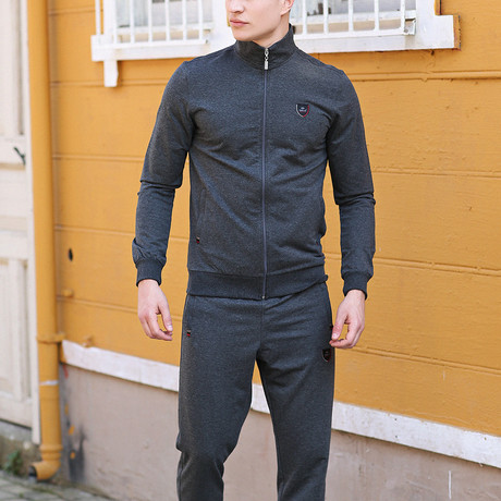 Jackson Tracksuit // Anthracite (S)