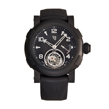 Romain Jerome Tourbillon Manual Wind // SPTKKKK.1517.RB