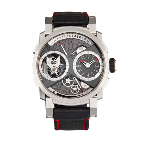 Romain Jerome Tourbillon GMT Automatic // RJMTOMO.011.01