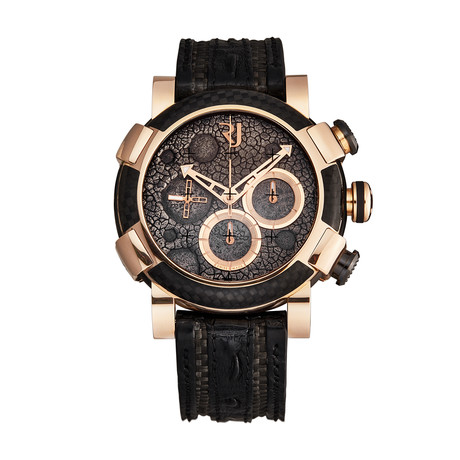 Romain Jerome Chronograph Automatic // RJMCH.003.01