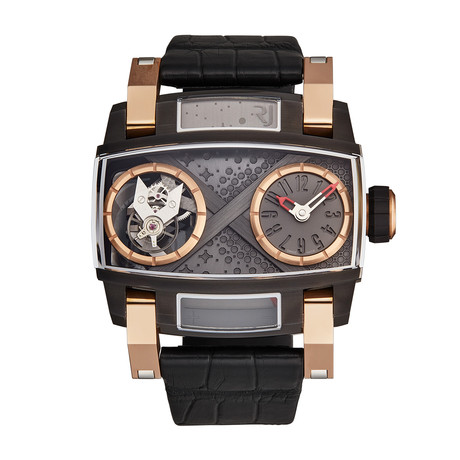 Romain Jerome Tourbillon Automatic // RJMTOMO.003.01