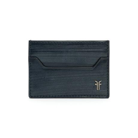 Austin Card Case // Navy