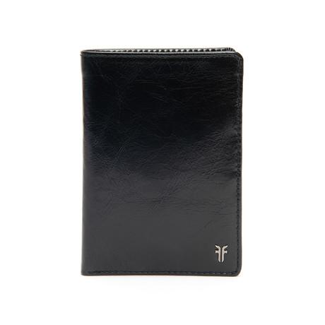 Austin Passport Wallet // Black