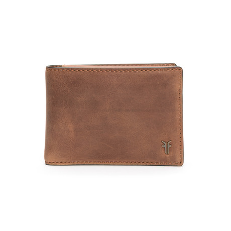 Holden Passcase Wallet // Whiskey