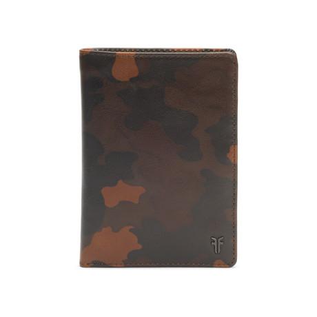 Austin Passport Wallet // Camo
