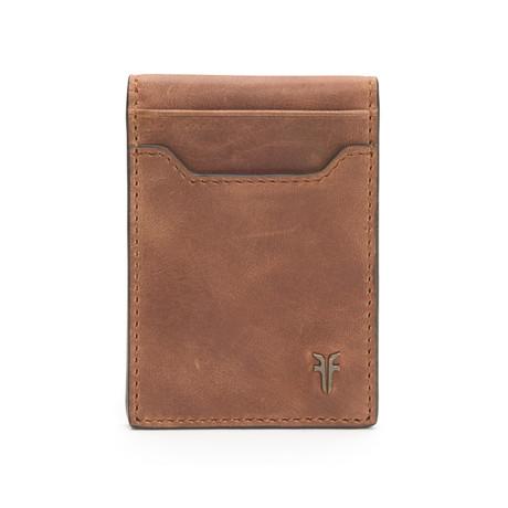 Holden Folded Card Case // Whiskey