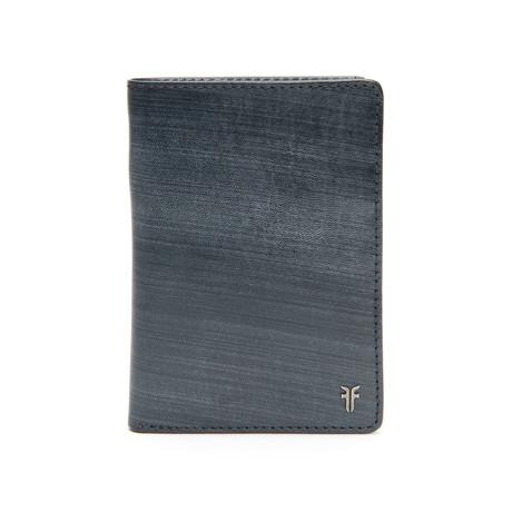 Austin Passport Wallet // Navy