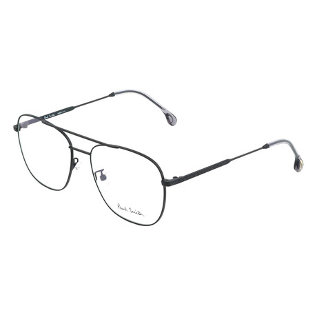Unisex Avery Pilot Optical Frames // Matte Black (Size 56-17-145)