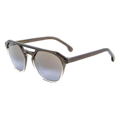 Unisex Barford Pilot Sunglasses (Honeycomb Tortoise)