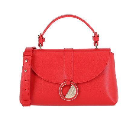 Versace Collection // Satchel // Red