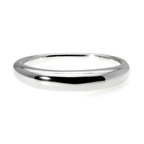 Gucci Sterling Silver Bangle Bracelet