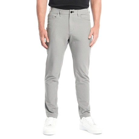 Workday Slim Pant // Fog (28WX30L)