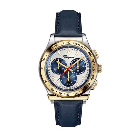 Salvatore Ferragamo Chronograph Quartz // SFDK00218