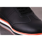 Zealand Classic Sneakers // Black (Euro: 41)