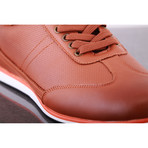 Zealand Classic Sneakers // Cognac Vintage (Euro: 40)