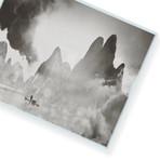 "Serenity // High Gloss Panel (12""W x 15""H x 0.5""D)"