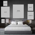 "Soni // High Gloss Panel (12""W x 15""H x 0.5""D)"