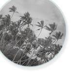 "The Atoll // High Gloss Panel (15""W x 15""H x 0.5""D)"