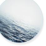 "Ocean Calm // High Gloss Panel (15""W x 15""H x 0.5""D)"