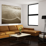 """Wash Ashore // Canvas (12""""W x 15""""H x 2""""D)"""