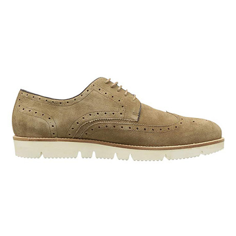 Barrington Shoes // Toffee (US: 7)