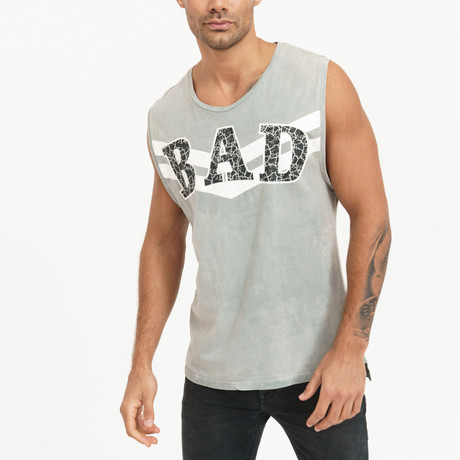Bad Boys Tank Top // Gray (S)