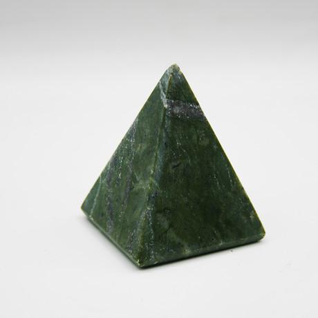 Decorative Pyramid // Verde Guatemala