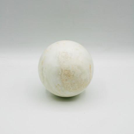 Decorative Sphere // Eggshell