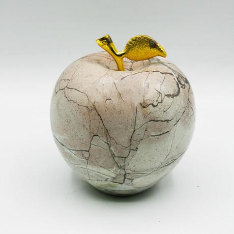 Decorative Apple // Large (Bottocino Beige)