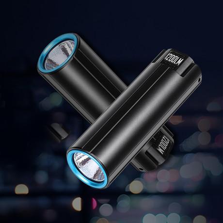 LD10 // Thumb Sized Keychain Flashlight