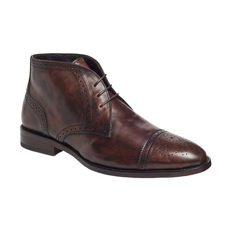 Texas II Boot // Brown (US: 7)