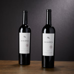 91-Point Hoopes Napa Valley Cabernet Sauvignon // Set of 2