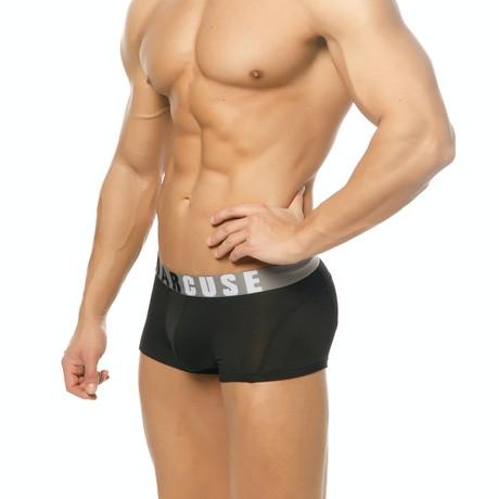 Active Boxer // Black (X-Small)