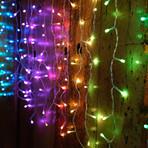 Twinkly // Wall Curtain // 25 x 8 Matrix // 200 LEDs
