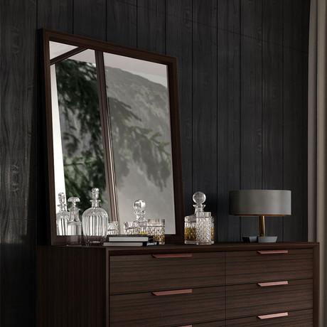 Grand Mirror // Espresso