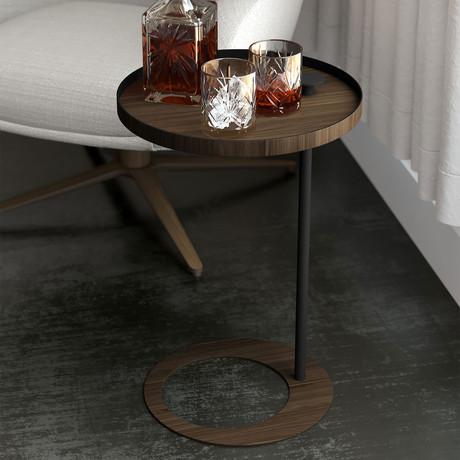 Horatio Side Table // Walnut