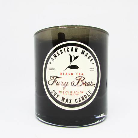 Black Tea Candle (Single)