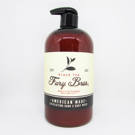 Black Tea Hand + Body Wash // Set of 3