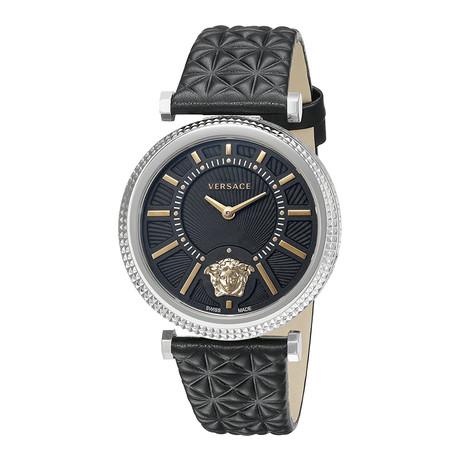 Versace V-Helix Quartz // VQG020015 // New