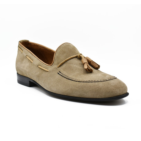 Alesso Loafer // Beige (Euro: 39)