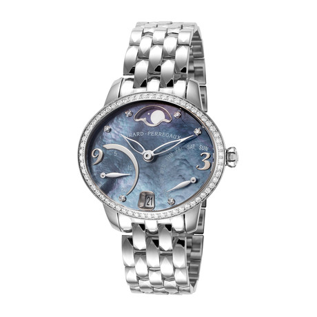 Girard-Perregaux Ladies Cat's Eye Bi-Retro Automatic // 80485D53A661-53A