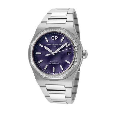 Girard-Perregaux Laureato Summer Automatic // 81005D11A182511A