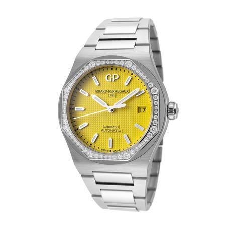 Girard-Perregaux Laureato Summer Automatic // 81005D11A182611A