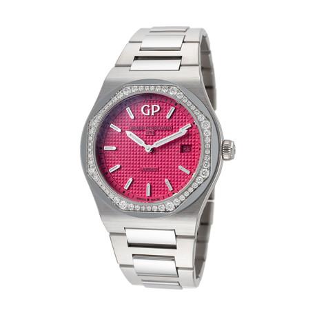 Girard-Perregaux Ladies Laureato Quartz // 80189D11A182211A