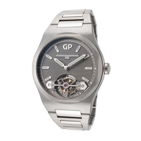 Girard-Perregaux Laureato Tourbillon Automatic // 99105-41-232-41A